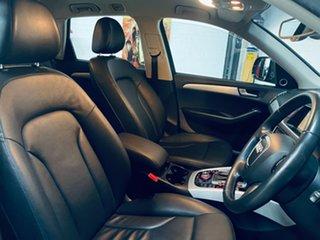 2010 Audi Q5 8R MY11 TFSI S Tronic Quattro Grey 7 Speed Sports Automatic Dual Clutch Wagon