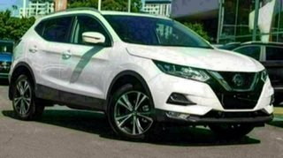 2020 Nissan Qashqai MY20 ST-L Ivory Pearl Continuous Variable Wagon