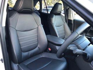2021 Toyota RAV4 Mxaa52R Cruiser 2WD White 10 Speed Constant Variable Wagon