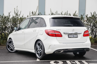 2015 Mercedes-Benz B-Class W246 B200 CDI DCT Cirrus White 7 Speed Sports Automatic Dual Clutch.