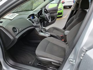 2011 Holden Cruze JH Series II MY11 CD Silver 6 Speed Sports Automatic Sedan