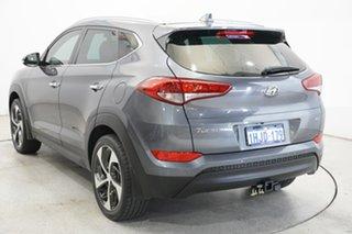 2016 Hyundai Tucson TLe MY17 Elite D-CT AWD Pepper Grey 7 Speed Sports Automatic Dual Clutch Wagon.
