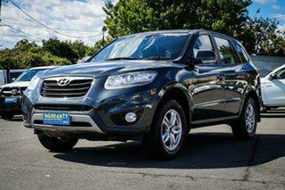 2012 Hyundai Santa Fe CM SLX Grey 6 Speed Sports Automatic Wagon