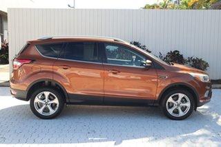 2017 Ford Escape ZG Trend Orange 6 Speed Sports Automatic SUV.