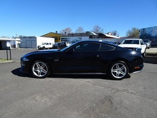 2021 Ford Mustang FN 2021.50MY GT Shadow Black 6 Speed Manual Fastback