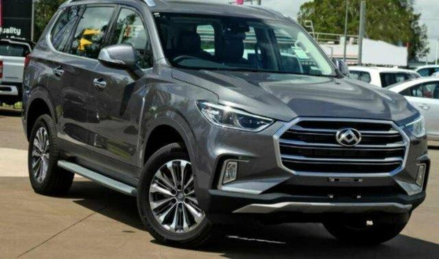 New LDV D90 SV9A MY19 Castle Hill, 2021 LDV D90 SV9A MY19 G 6 Speed Sports Automatic Wagon