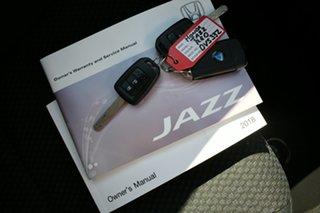 2018 Honda Jazz GK MY18 VTi Red 5 Speed Manual Hatchback