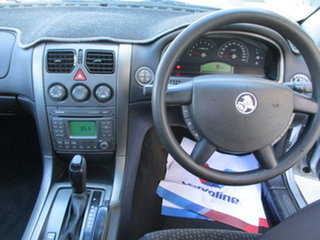 2007 Holden Commodore VZ MY06 Upgrade Ute Silver 4 Speed Automatic Utility