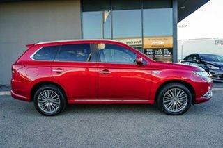 2021 Mitsubishi Outlander ZL MY21 PHEV AWD Exceed Red Diamond 1 Speed Automatic Wagon Hybrid.