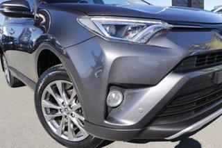 2016 Toyota RAV4 ASA44R Cruiser AWD Graphite 6 Speed Sports Automatic Wagon.