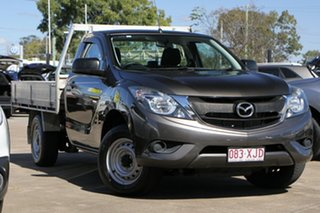 2017 Mazda BT-50 UR0YE1 XT 4x2 Titanium Flash 6 Speed Manual Cab Chassis.