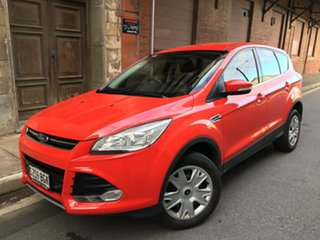 2015 Ford Kuga TF MY15 Ambiente 2WD Red 6 Speed Sports Automatic Wagon.