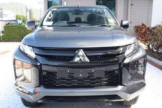 2021 Mitsubishi Triton MR MY22 GSR Double Cab Graphite Grey 6 Speed Sports Automatic Utility.