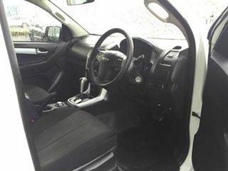 2017 Isuzu D-MAX TF MY17 LS-M HI-Ride (4x4) White 6 Speed Automatic Crew Cab Utility