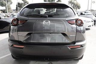 2021 Mazda MX-30 DR2W7A G20e SKYACTIV-Drive Touring Grey 6 Speed Sports Automatic Wagon.