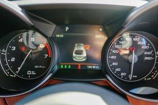 2017 Alfa Romeo Giulia Red 8 Speed Sports Automatic Sedan