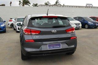 2018 Hyundai i30 PD MY18 Go D-CT Grey 7 Speed Sports Automatic Dual Clutch Hatchback