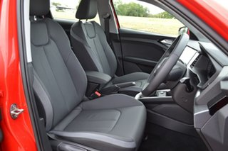 2020 Audi A1 GB MY21 35 TFSI Sportback S Tronic Red 7 Speed Sports Automatic Dual Clutch Hatchback