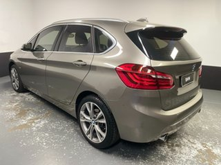 2017 BMW 2 Series F45 220i Active Tourer Steptronic Luxury Line Silver 8 Speed Automatic Hatchback