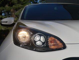 2015 Kia Sportage SL MY15 SLi AWD White 6 Speed Sports Automatic Wagon.