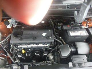 2012 Kia Sportage SL MY12 Platinum Orange 6 Speed Sports Automatic Wagon