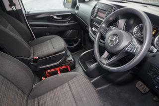 2017 Mercedes-Benz Vito 447 119BlueTEC Crew Cab MWB 7G-Tronic + Arctic White 7 Speed.