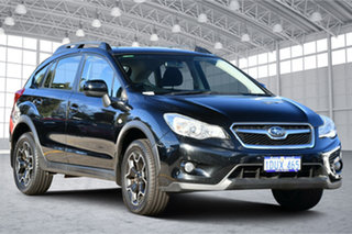2012 Subaru XV G4X MY12 2.0i AWD Black 6 Speed Manual Wagon.