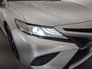 2017 Toyota Camry ASV70R SX Silver 6 Speed Sports Automatic Sedan.