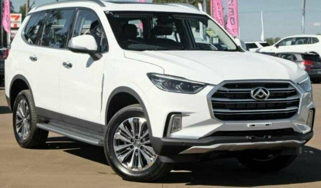 New LDV D90 SV9A MY19 Executive Castle Hill, 2021 LDV D90 SV9A MY19 Executive D 6 Speed Sports Automatic Wagon