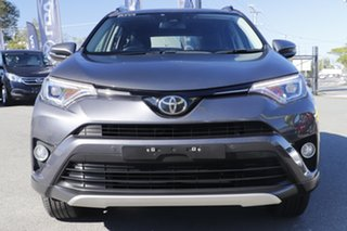 2016 Toyota RAV4 ASA44R Cruiser AWD Graphite 6 Speed Sports Automatic Wagon