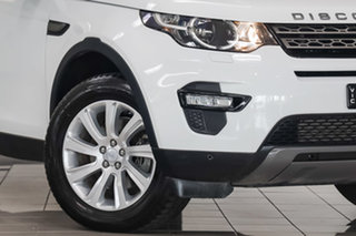 2015 Land Rover Discovery Sport L550 15MY SE Fuji White 9 Speed Sports Automatic Wagon