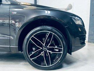 2010 Audi Q5 8R MY11 TFSI S Tronic Quattro Grey 7 Speed Sports Automatic Dual Clutch Wagon.