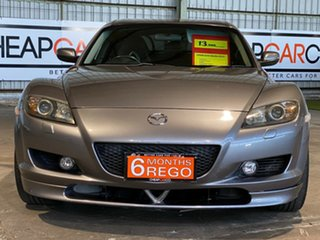 2004 Mazda RX-8 FE1031 Grey 4 Speed Sports Automatic Coupe