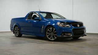 2013 Holden Ute VF MY14 SS V Ute Blue 6 Speed Manual Utility.