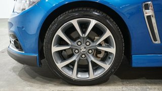 2013 Holden Ute VF MY14 SS V Ute Blue 6 Speed Manual Utility