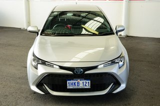 2019 Toyota Corolla ZWE211R Ascent Sport E-CVT Hybrid Silver Pearl 10 Speed Constant Variable.