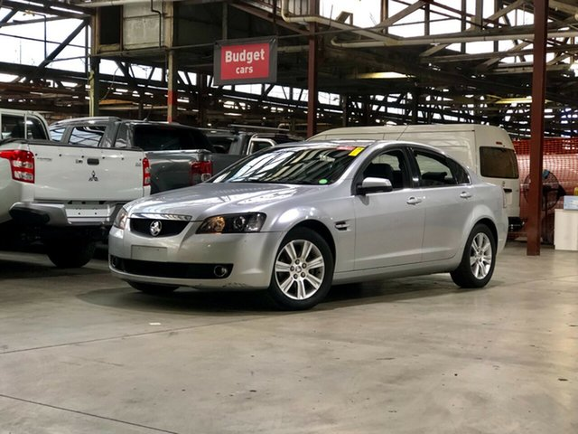 Used Holden Calais VE Mile End South, 2007 Holden Calais VE Silver 5 Speed Sports Automatic Sedan