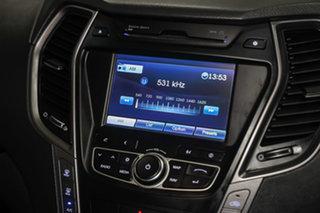 2015 Hyundai Santa Fe DM2 MY15 Highlander Black 6 Speed Sports Automatic Wagon