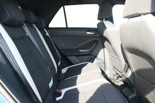 2021 Volkswagen T-ROC A1 MY21 140TSI DSG 4MOTION Sport Ravenna Blue 7 Speed