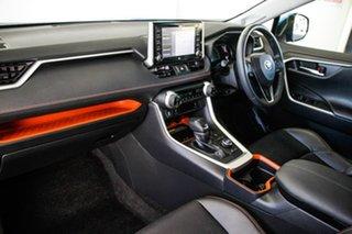 2020 Toyota RAV4 Axaa54R Edge AWD Eclectic Blue 8 Speed Sports Automatic Wagon