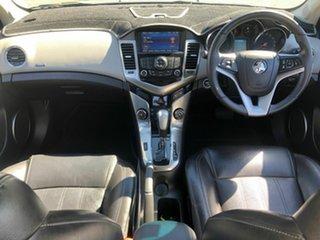 2016 Holden Cruze JH Series II MY16 Z-Series Silver 6 Speed Sports Automatic Sedan