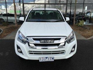 2017 Isuzu D-MAX TF MY17 LS-M HI-Ride (4x4) White 6 Speed Automatic Crew Cab Utility.