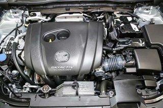 2016 Mazda 3 BM5438 SP25 SKYACTIV-Drive GT Silver 6 Speed Sports Automatic Hatchback
