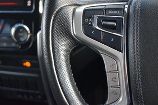 2018 Mitsubishi Triton MR MY19 GLS Double Cab White 6 Speed Manual Utility