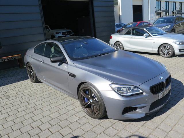 Used BMW M6 F13 LCI Osborne Park, 2017 BMW M6 F13 LCI Grey 7 Speed Auto Direct Shift Coupe