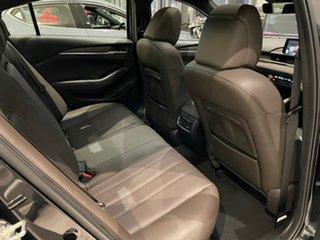 2021 Mazda 6 GL1033 Atenza SKYACTIV-Drive Black 6 Speed Sports Automatic Sedan