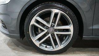 2019 Audi A3 8V MY19 35 TFSI S Tronic Nano Grey 7 Speed Sports Automatic Dual Clutch Sedan