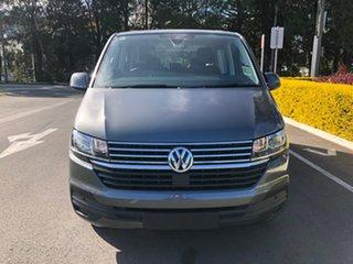 2021 Volkswagen Multivan T6.1 MY21 TDI340 SWB DSG Comfortline Premium Grey 7 Speed