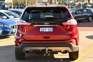 2019 Ford Endura CA 2019MY Titanium Ruby Red 8 Speed Sports Automatic Wagon