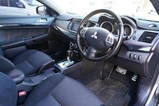 2017 Mitsubishi Lancer CF MY17 Black Edition Grey 6 Speed Constant Variable Sedan